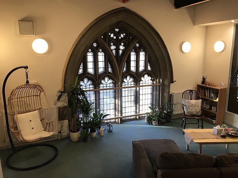 Therapy room in Durham City centre